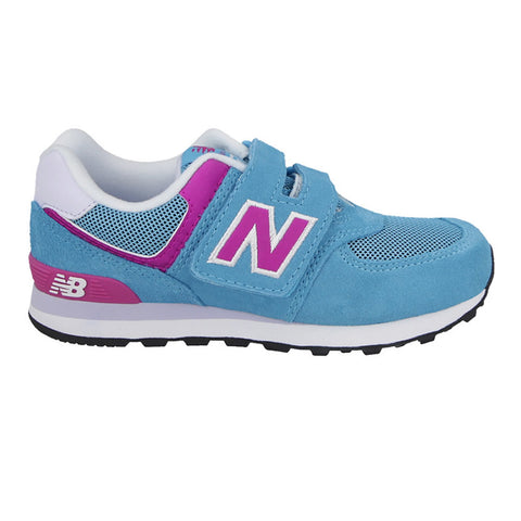 New Balance 574 Kids Vecro