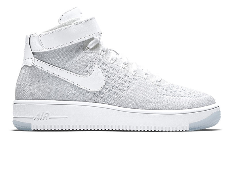 separation shoes 64c41 84e9d Nike WMNS Air Force 1 Flyknit High