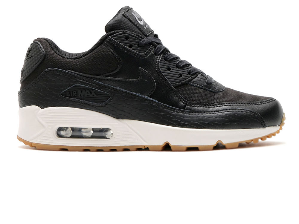 b1190d22fe7 Nike Women s Air Max 90 Premium LEA – Small Feet Big Kicks