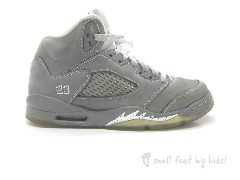 quality design a9e81 3fdf7 Nike Air Jordan 5 Retro – Small Feet Big Kicks