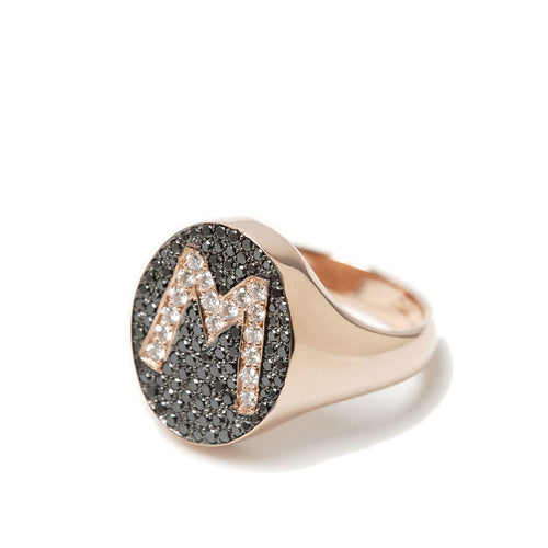 Medium Oval Signet Ring