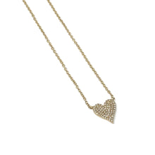 Load image into Gallery viewer, Mini Heart Necklace