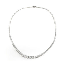Load image into Gallery viewer, Diamond Riviera Necklace