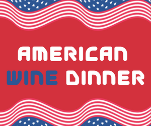 American Wine Dinner - a wine tasting event. WineXP is your ticket to a world of wine experiences and events.
