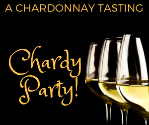 Chardy Party - A Chardonnay Wine Tasting Event (Melb: 12 Oct)