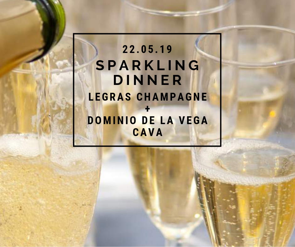 Sparkling wine Champagne Cava tasting dinner. WineXP is your ticket to a world of wine experiences and events.