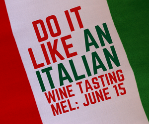 Italian Wine Tasting event in Melbourne. WineXP is your ticket to a world of wine experiences, wine tastings, wine dinners and wine events.