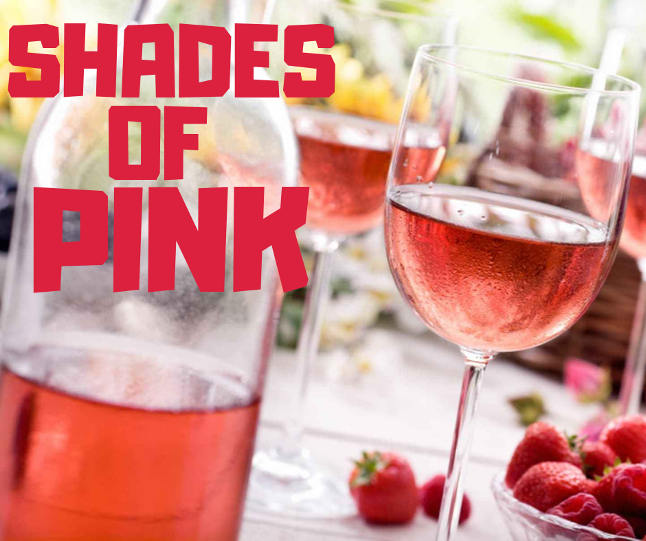 Shades of Pink: A Rosé Tasting (Melb: 16 Nov)