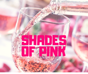 Shades of Pink: A Rosé Tasting (Syd: 16 Nov)