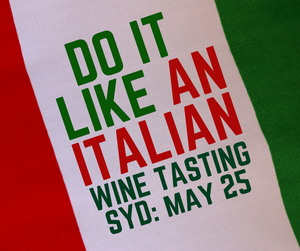 Italian Wine Tasting event in Sydney. WineXP is your ticket to a world of wine experiences, wine tastings, wine dinners and wine events.