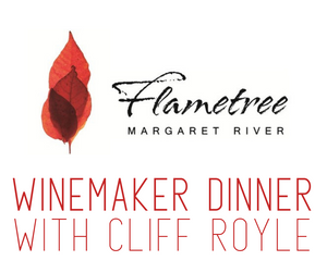 Flametree Wines - Meet the Winemaker event in Sydney. WineXP is your ticket to a world of wine experiences, wine tastings, wine dinners and wine events.