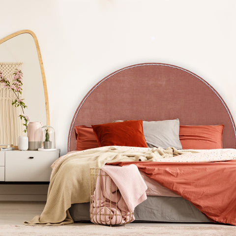 NEW - Finger Tuft Headboard