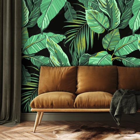 Leafy Greens Wallpaper (PRE-ORDER)
