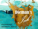 Van Dieman's Ink - Pigment Amber - 30ml Bottle