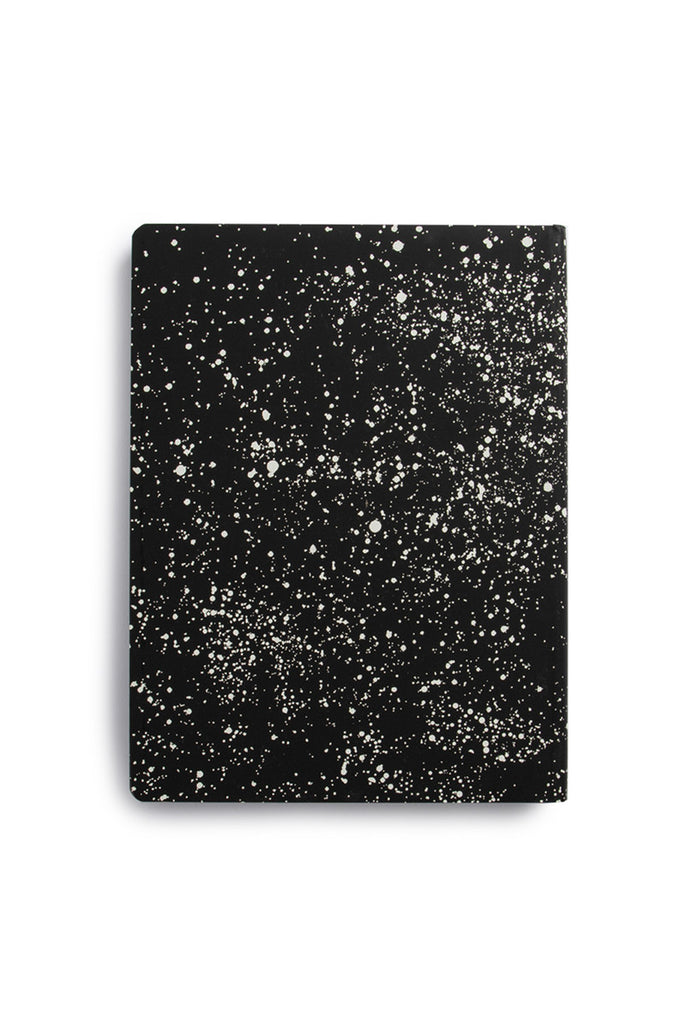 NUUNA - GRAPHIC NOTEBOOK - DOT GRID - LARGE - DEEP THOUGHT - Pens Paper Ink