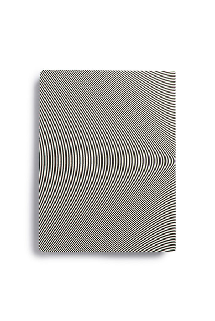 NUUNA - GRAPHIC NOTEBOOK - DOT GRID - LARGE - I WORK FOR IDIOTS - Pens...Paper...Ink