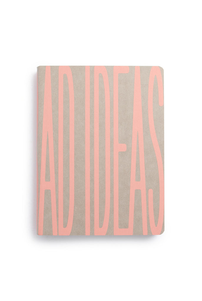 NUUNA - GRAPHIC NOTEBOOK - DOT GRID - LARGE - F***ING BAD IDEAS - Pens Paper Ink