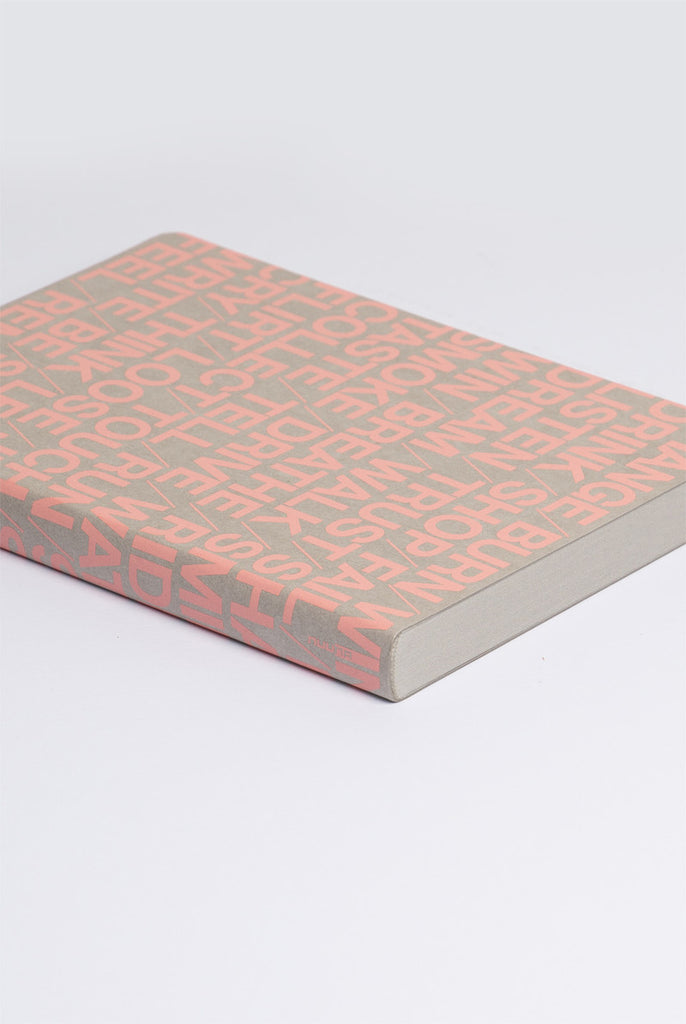NUUNA - GRAPHIC NOTEBOOK - DOT GRID - LARGE - 100 IDEAS
