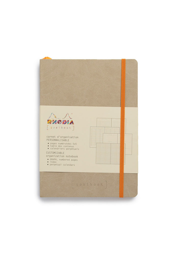 Rhodia - Goal Book - A5 - Dot Grid - Soft Cover - Pens Paper Ink