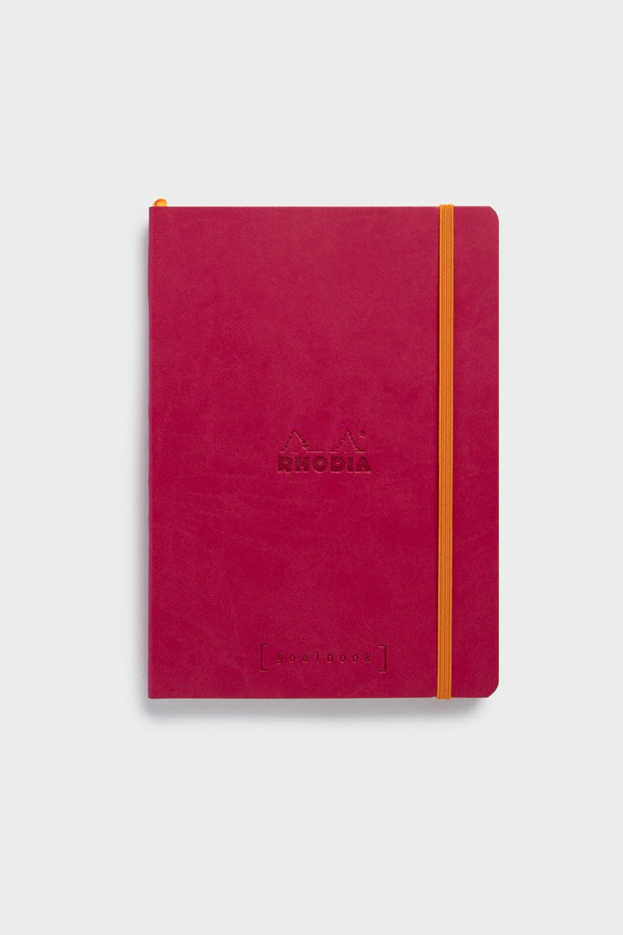 Rhodia - Goal Book - A5 - 5x5 Grid - Soft Cover - Pens...Paper...Ink