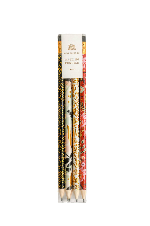 Modernist Assorted Writing Pencils