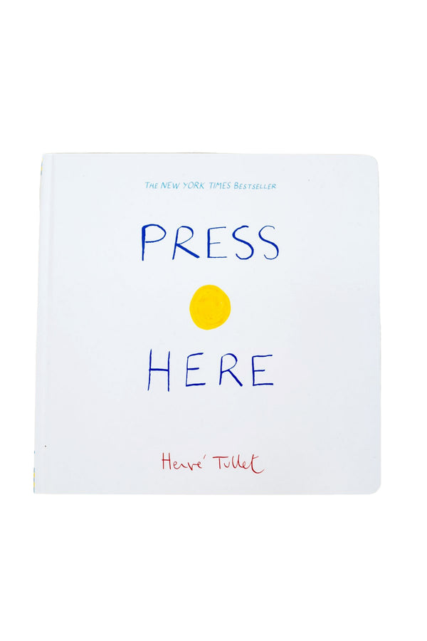 Press Here Children's Book