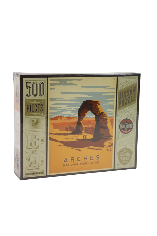 Arches National Park Puzzle 500pc