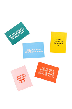 Ban.Do: Encouragement Greeting Cards