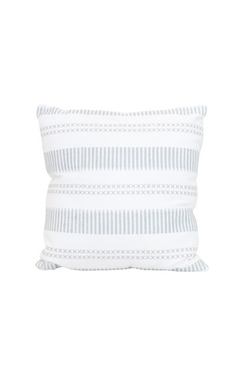Misa Forest Pillow in White