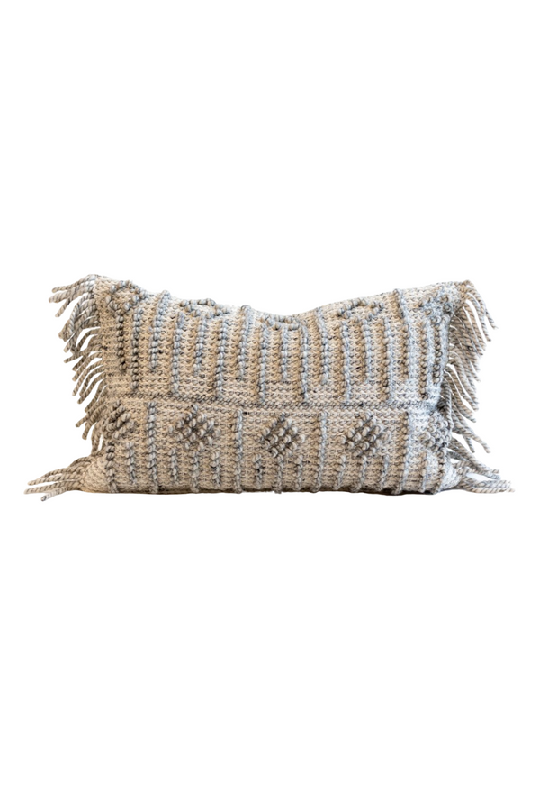 Rachel Oblong Pillow