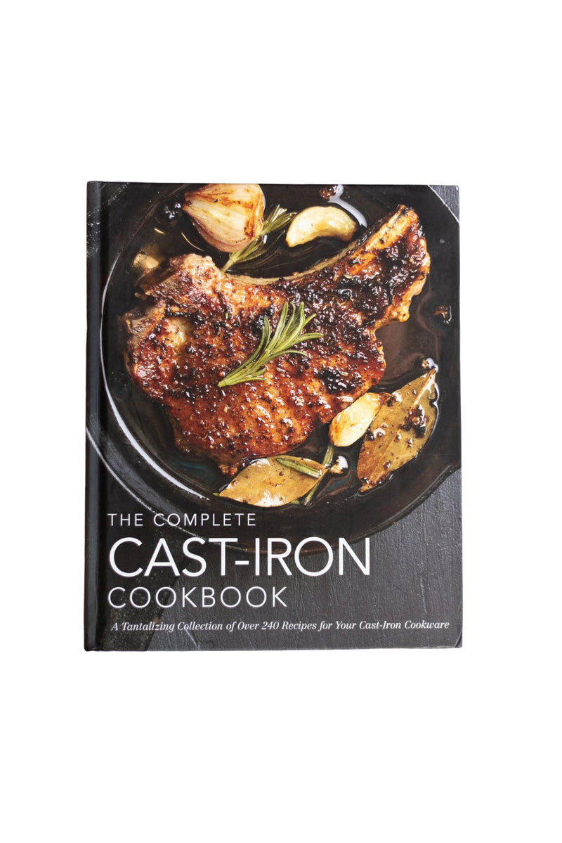 Cast-Iron Cookbook