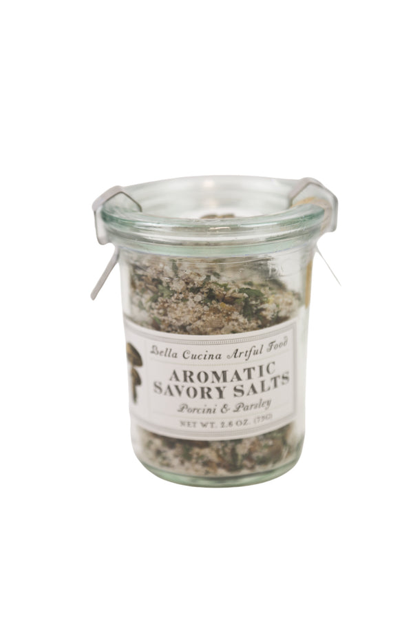 Porcini & Parsley Savory Salt