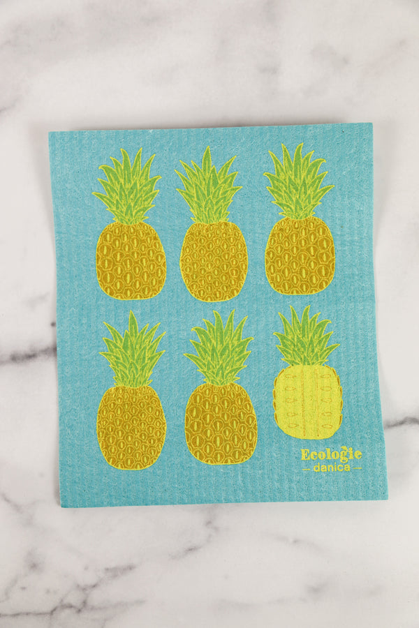Swedish Dishcloth Pineapples