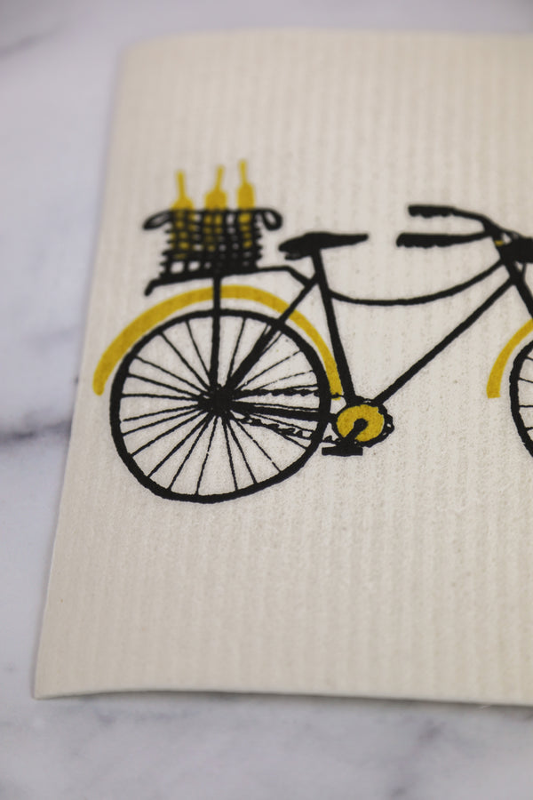 Swedish Dishcloth Bicicletta