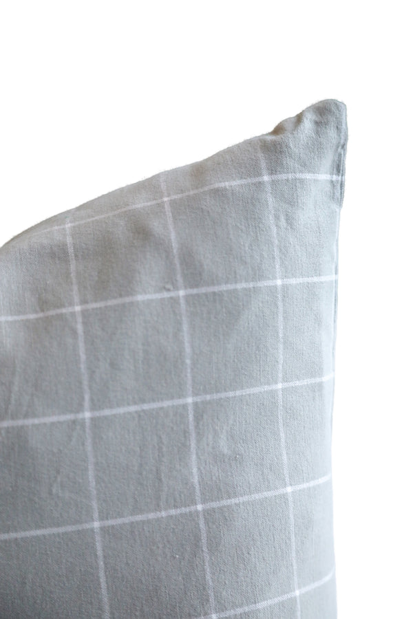 Windowpane Pillow