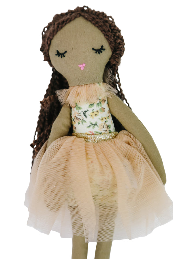 Cookie Scented Sachet Doll- Small
