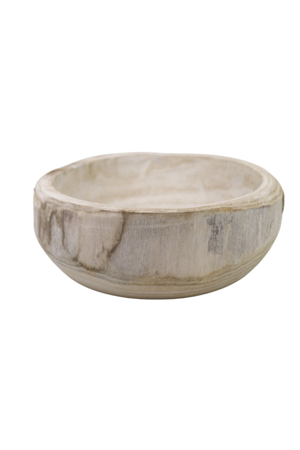 All Round Wood Bowl