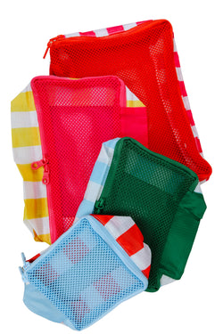 Ban.do Swim Club Stripe Packing Cube