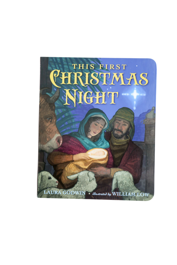 This First Christmas Night Book