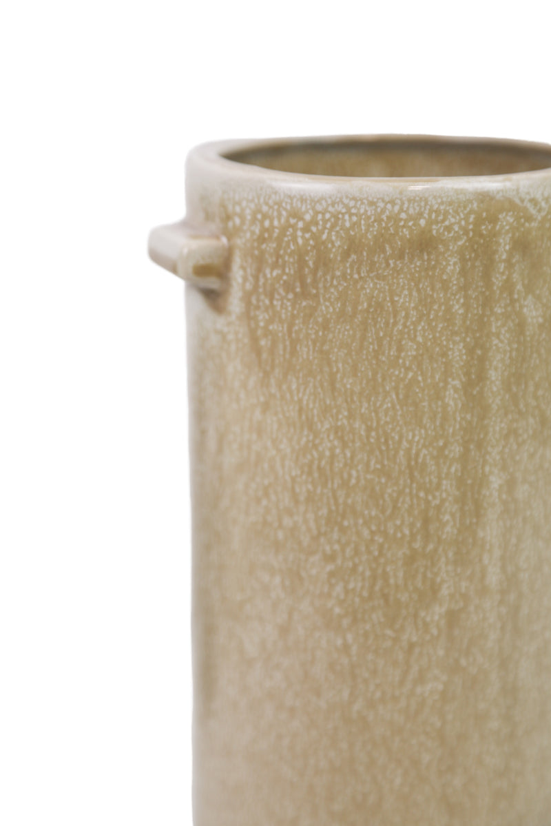 New Taupe Vase