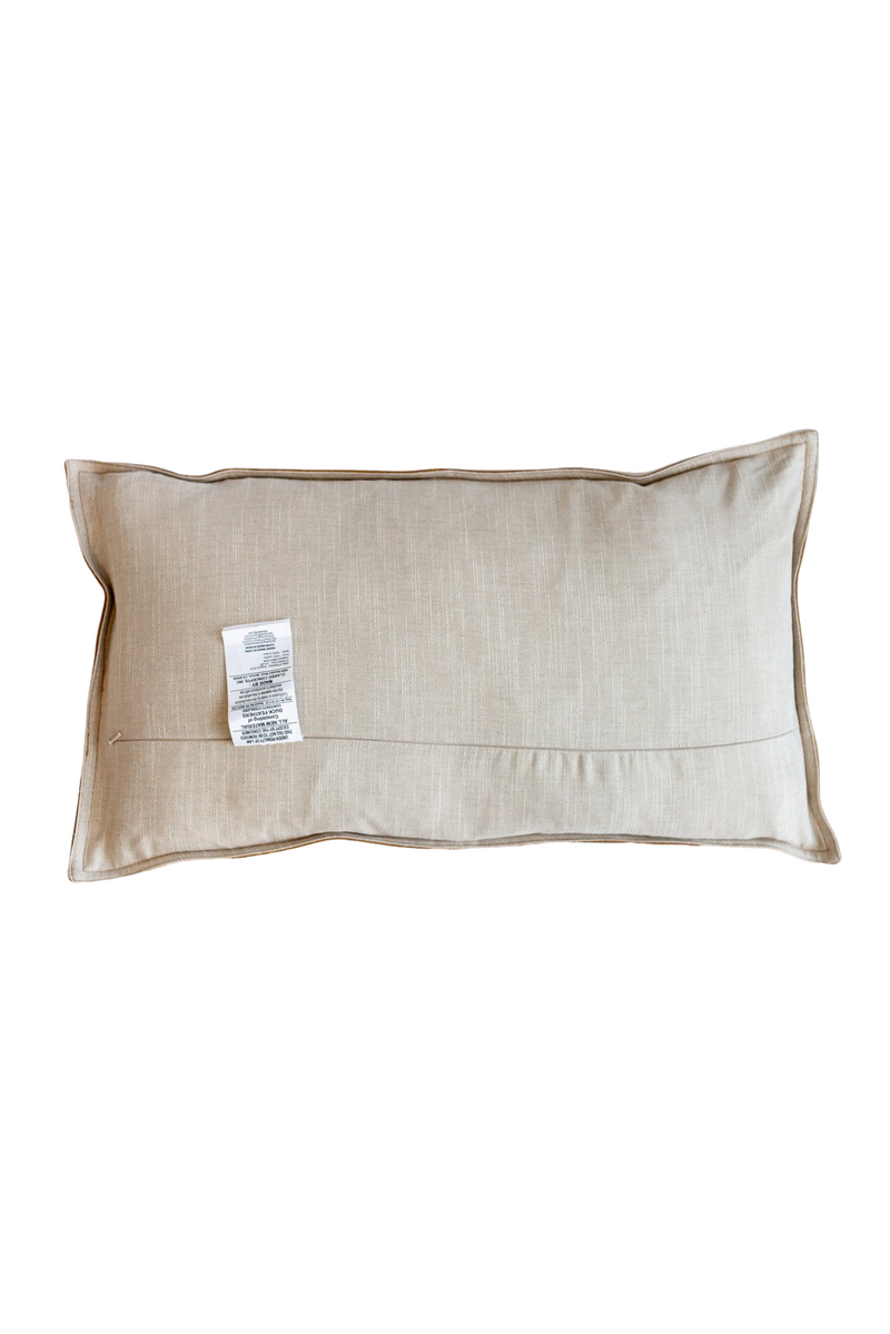 Koda Leather Dumont Pillow