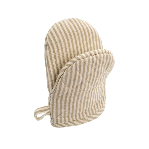 French Linen Oven Mitts