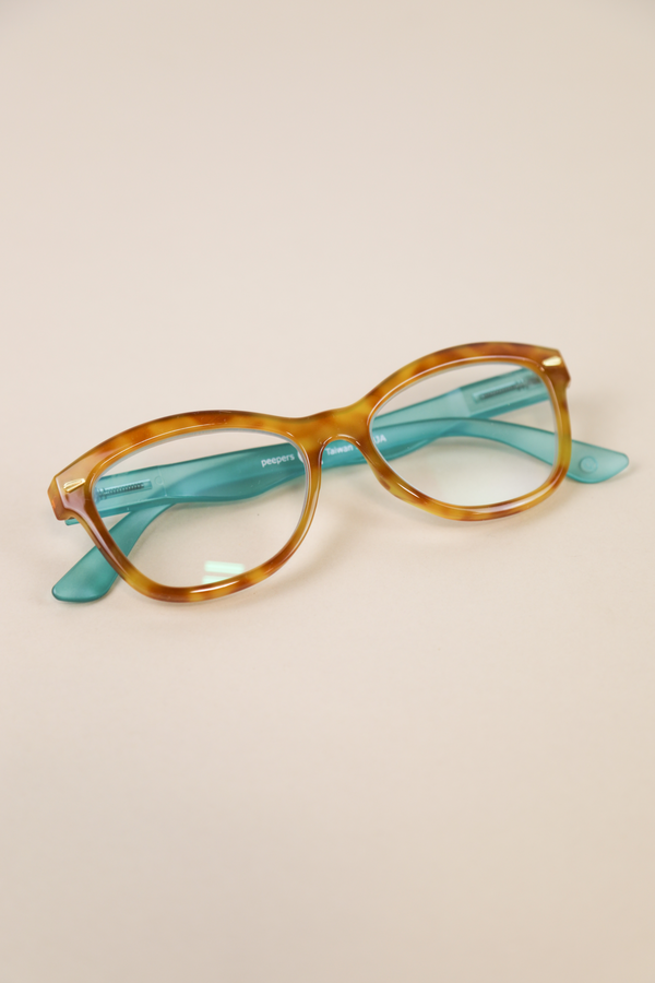 Florence Bluelight Glasses// +2.00