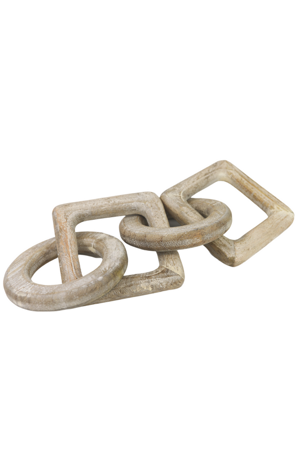 Gray Marble Chain
