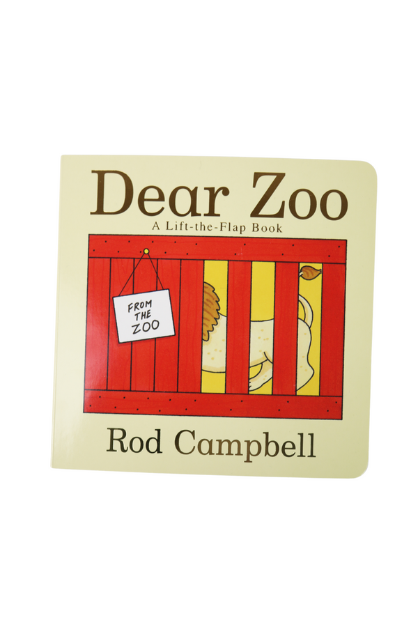 Dear Zoo Book: 25 Anniversary
