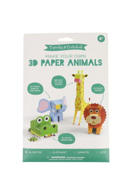 Animal Puzzle DIY Kit