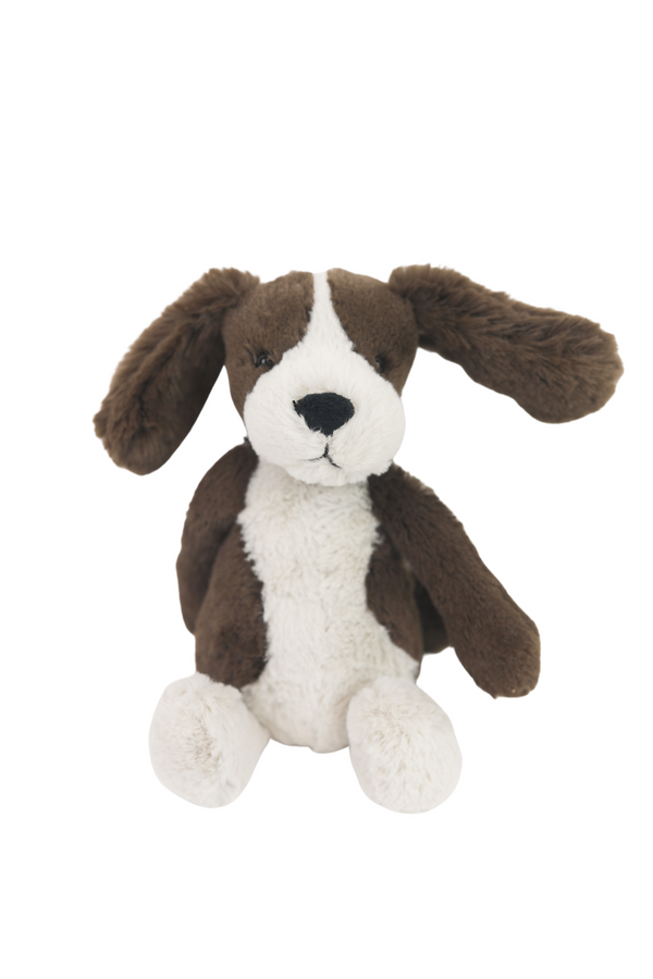 Bashful Fudge Puppy Small by Jellycat