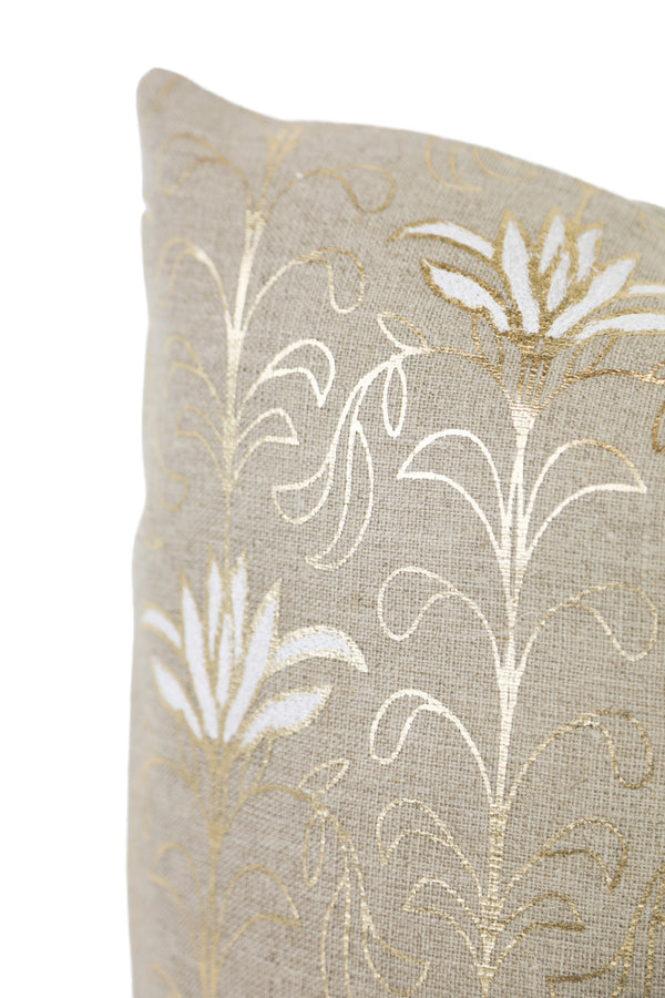 Theia Pillow in Gold