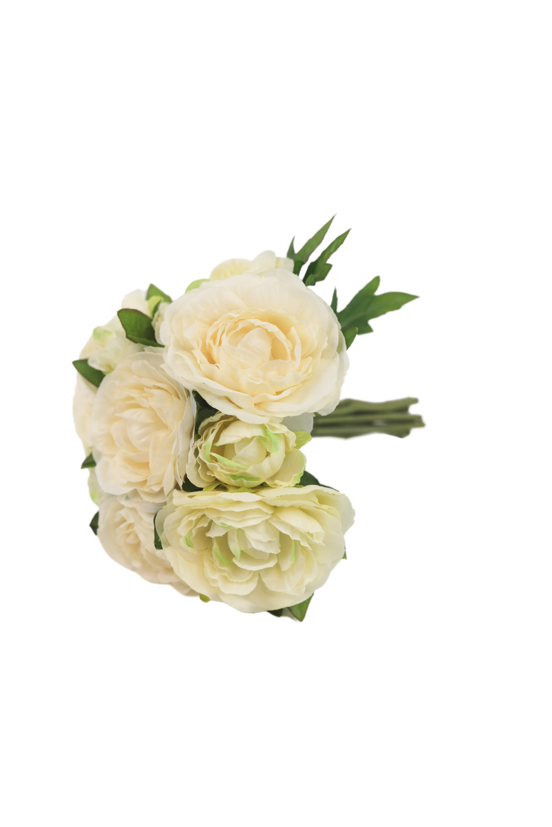 Cream Ranunculus Bouquet