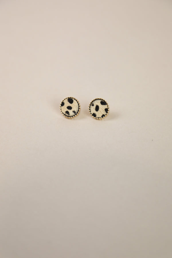 Omaha Stud Earrings